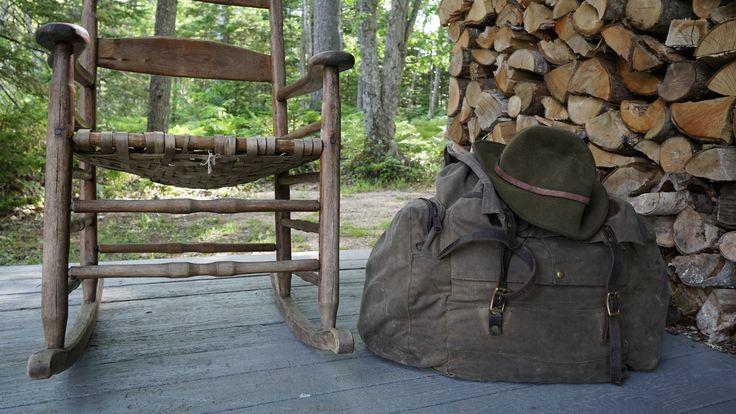 Kevin Callan retraced a famous, historic canoe route in Nova Scotia. How'd he fare