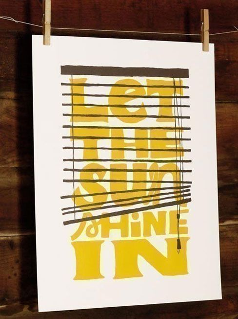 sunshine: Inspiration, Screens Prints, Quotes, Sun Shinee, Graphics Design, Things, Typography, Posters, Sunshinee