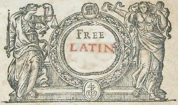 Free Latin activities and printables