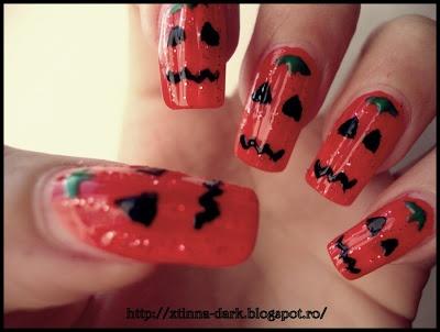 Crissie's mind: 7 Days of Halloween: Day 2 - Pumpkins + Tutorial