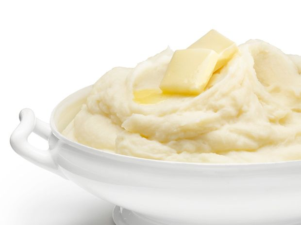 Perfect Mashed Potatoes recipe from Food Network Kitchen via Food Network