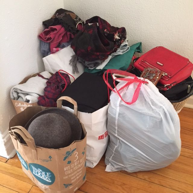 What I Learned About Happiness After I Got Rid of Half My Wardrobe - Health News and Views - Health.com