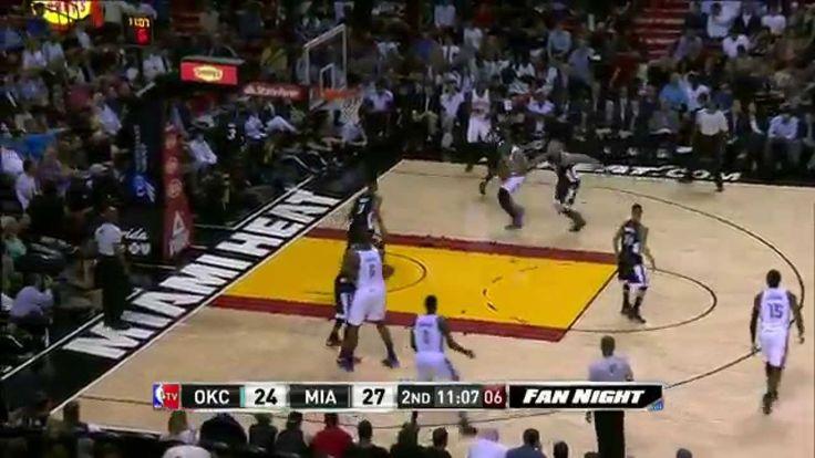 Top 5 NBA Plays: January 20th