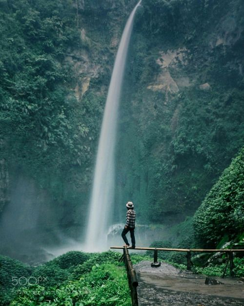 WIthout a Tripod at Coban Pelangi - Malang by...