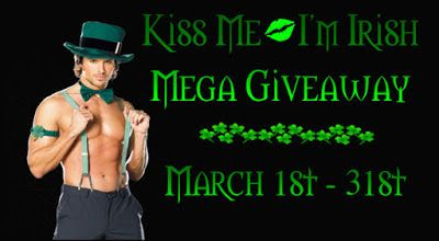 Believe!: Kiss Me, I'm Irish - March Giveaway Promotion #mgt...