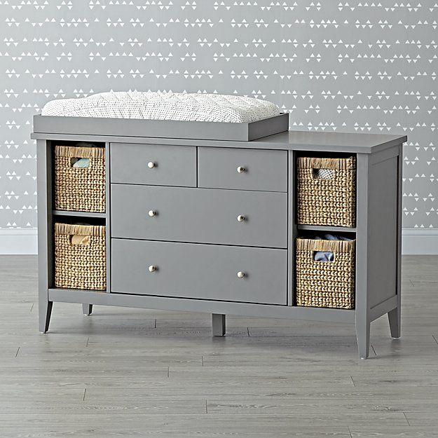 Kids Midway Wide Grey Dresser Reviews