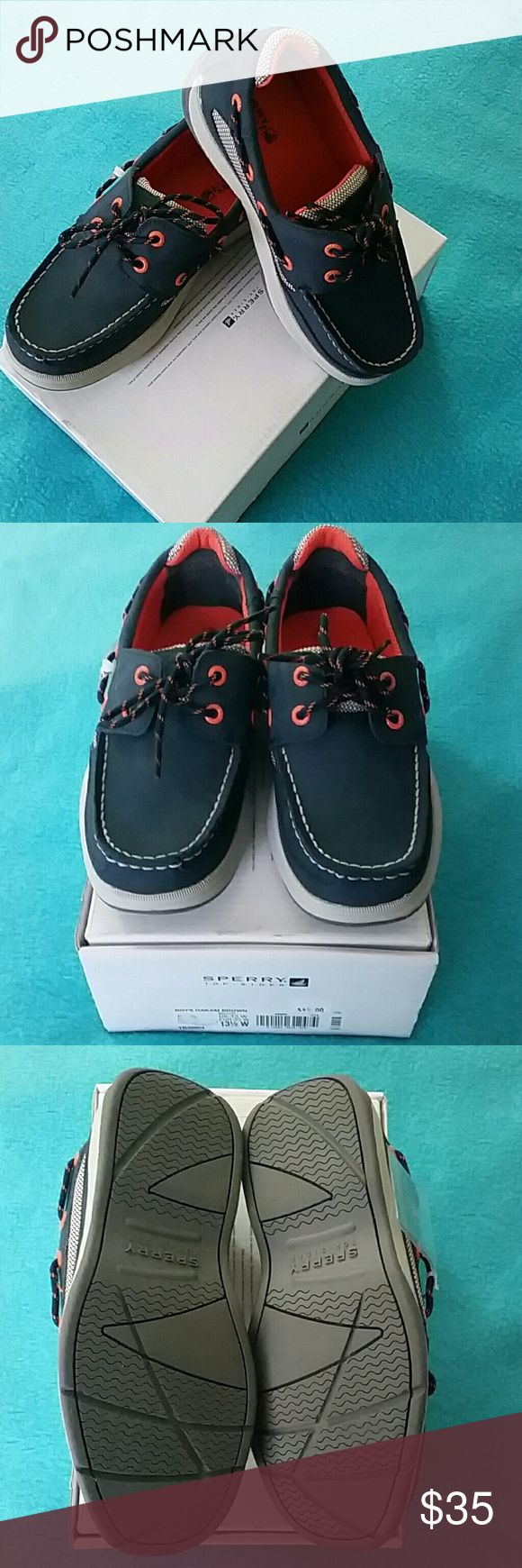 SPERRY Top Sider Shoes Size: 13.5M. NWT in the box. Sperry Shoes Dress Shoes