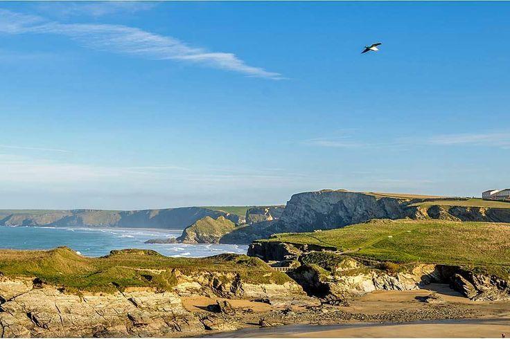 10 Glendorgal, Porth Beach, Cornwall | self-catering with Beach Retreats
