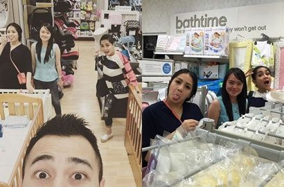 Kocaknya Raffi Ahmad Panik Saat Nagita 'Kalap' Belanja Perlengkapan Bayi | Kabar, Berita, Artikel & Hot Gossip - WowKeren.com