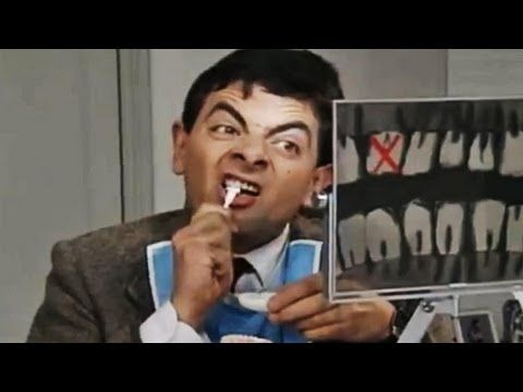 A bit of Mr.bean to brighten up your monday