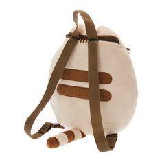 Soft 3D Pusheen Backpack