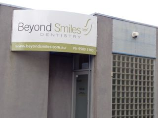 beyond smiles dentistry in Mordialloc.