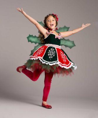 Christmas Fairy Costume For Girls - Chasing Fireflies