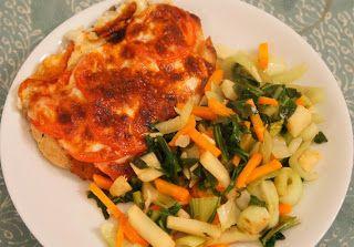 Elmira paleo konyhája: zöldségételek
