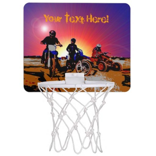 http://www.zazzle.com/gone_riding_quad_and_dirt_bikes_motocross-256878988510869360?rf=238523064604734277 Gone Riding Quad And Dirt Bikes Motocross - This mini basketball hoop features three friends which have gone riding on their dirt bikes and quad bike.