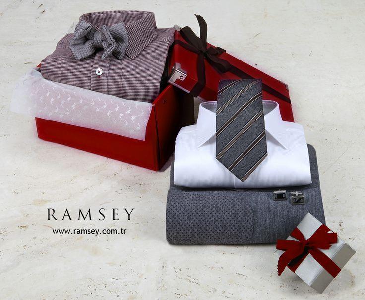 Sizin için çok özel sürprizler ve hediyeler hazırlıyor. Ya siz ona ne aldınız? #valentinesday #love #mylove #Ramsey #winter #menfashion #erkekmodası #fashion #weekend #Мужскаямода #Мужскойстиль #Мода #Стиль www.ramsey.com.tr