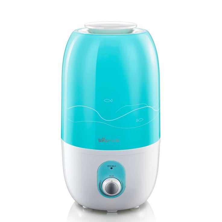 Ultradźwiękowy nawilżacz powietrza.