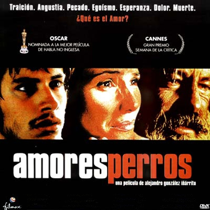Amores Perros Such A Great Story And A Nod To Pulp Fiction Moving
