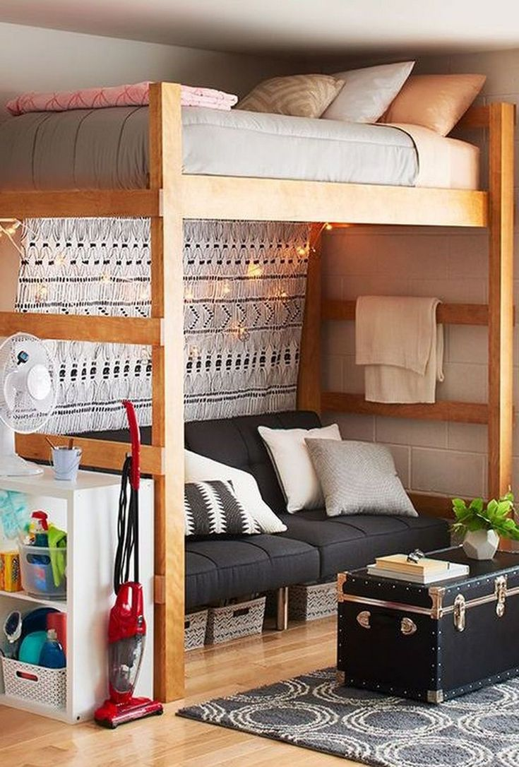 40+ Luxury Dorm Room Decorating Ideas On A Budget - Page ... on Luxury Bedroom Ideas On A Budget  id=89214