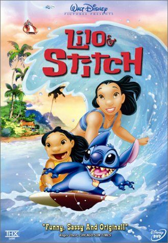 Stitch: This is my family. I found it, all on my own. Is little, and broken, but still good. Yeah, still good.