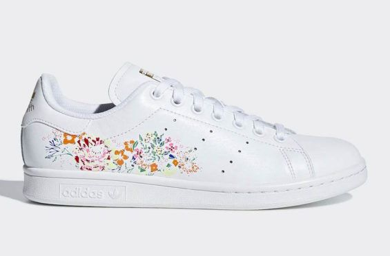Check Out The New adidas Stan Smith Floral Print Pack The ...
