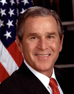 George Bush got us thru the worst attack on America and did his best to do it in a God-Honoring way - even if not everyone agreed with his beliefs.