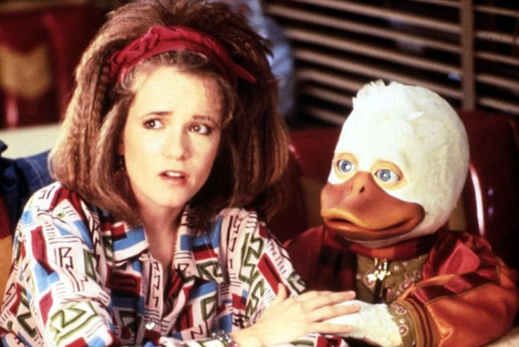 Howard the Duck,' 1986 - Photos - Bombs away! Biggest movie flops ...