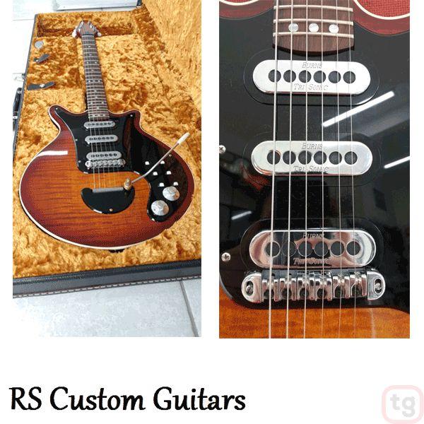 Todaguita. Tudo para sua Guitarra, Baixo, Violão, Cajon e Acessórios GUITARRA RED SPECIAL RS CUSTOM
