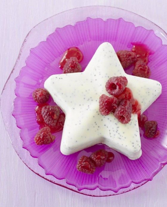 Mohn-Ingwer-Parfait - Weihnachten: Festliche Desserts - 27 - [ESSEN & TRINKEN]
