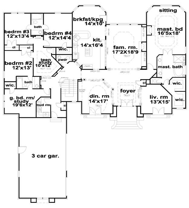 1000 images about possibles on pinterest house plans for Rembrandt homes floor plans