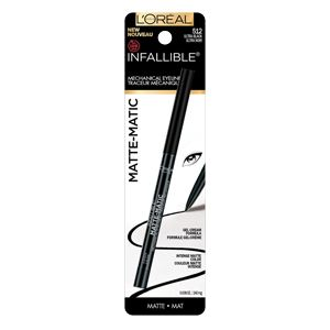 Infallible<sup>®</sup> Matte-Matic Liner Ultra Black