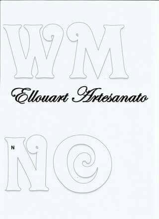 25+ ideias exclusivas de Fontes bonitas de alfabeto no