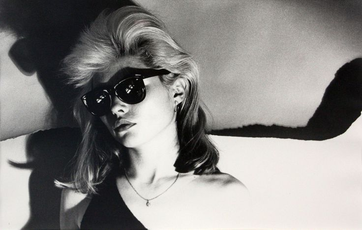 """""""The Downtown Decade: NYC 1975 – 1985"""" - """"Debbie Harry,"""" 1980. - The New York Times"""