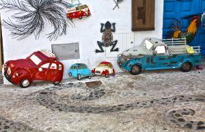 artisan shops in Frigiliana