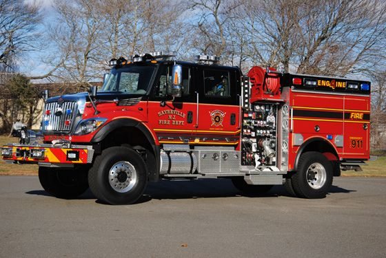 Fire Truck Photo of the Day-Pierce Wildland Fire Apparatus