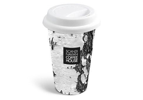 Scandinavian Coffee House cup