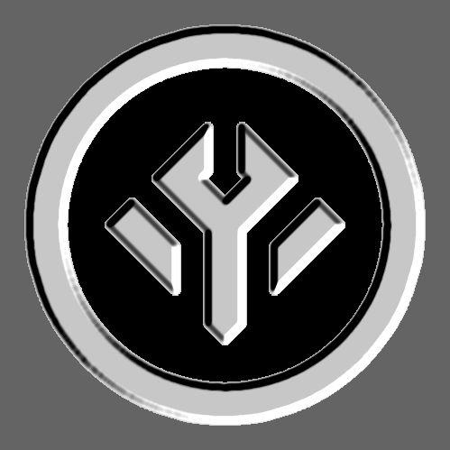 """Teutonian Astrix (Rough). = Teutonian vehicles's mark. (The Riteous Evil Teutonian Vehicles's Symbol of The Riteous Evil Imperial Federation of The Universe);). Koillis-Savon Mikalan Pemariin keolajaperä- &  rattimerkit ;D. Teutonianien maskit kuin 2 Polaris-moottorikelkan muinoista pyöreäreunaista vaaka-ilmanottoaukkoa, merkistä 1 kullekin sivulle, Teutonianien kyljissä samanlaiset """"pontit"""" kuin tietynmallisissa Ford Mustangeissa."""