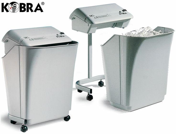 DKS100 Ce modèle de destructeur de papier professionnel d'entrée de gamme (idéal en home office) d'utilisation simple et pratique offre des performances remarquables.