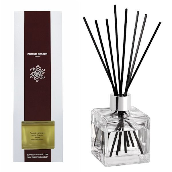 Parfum Berger Cube Scented Bouquet - Amber Powder - Style of Life