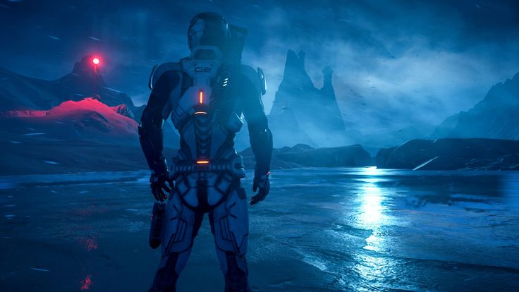 New Mass Effect: Andromeda trailer marks #N7Day http://www.playstation4magazine.com/mass-effect-andromeda-trailer/ #Mass EffectAndromeda