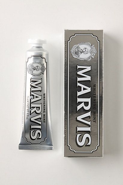 Whitening Mint Toothpaste | Marvis