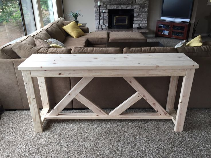 Rustic buffet table with diamond support. Rustic console table. Farmhouse table. Rustic table. Fixer upper decor. Shabby Chic furniture. by CountryInspiredArt on Etsy https://www.etsy.com/listing/466338217/rustic-buffet-table-with-diamond-support