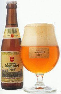 Poperings Hommelbier - Brouwerij Van Eecke, Watou, Belgie. Beoordeling GGOB: 7,4