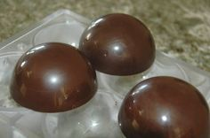 Thermomix: tempérage du chocolat