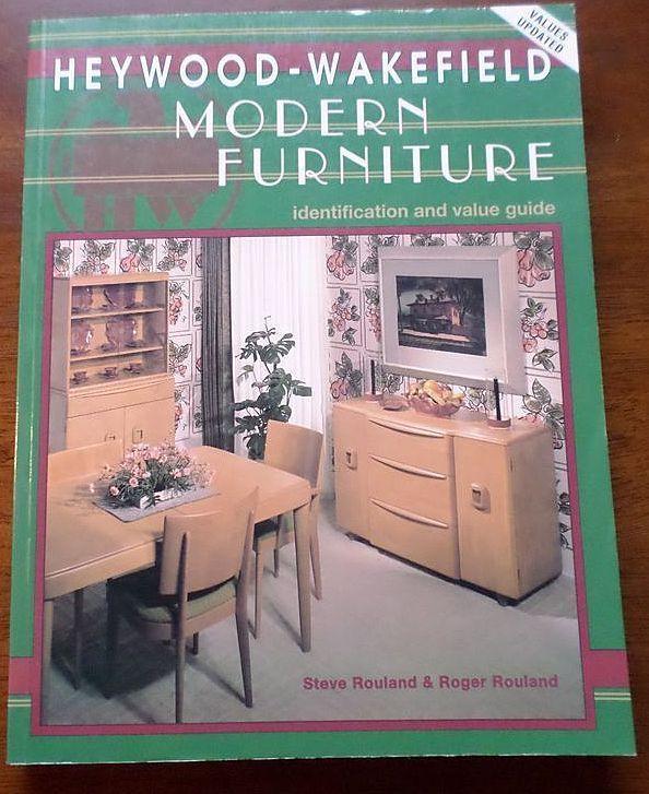 Heywood-Wakefield Modern Furniture Price Guide