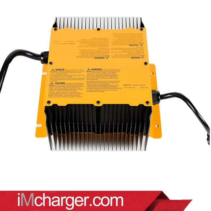 48 V 22 A High Frequency for Clubcar Commercial Vehicles Series -