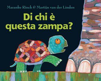 Di chi è questa zampa? « centostorie – microblog sui libri per bambini