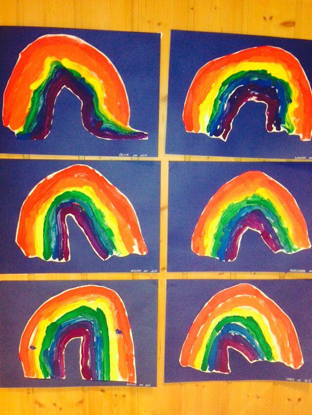 Flere regnbuer