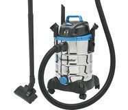 6 Gal. Wet/Dry Vacuum, Blue
