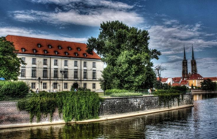 Wroclaw city 21 by Athrian.deviantart.com